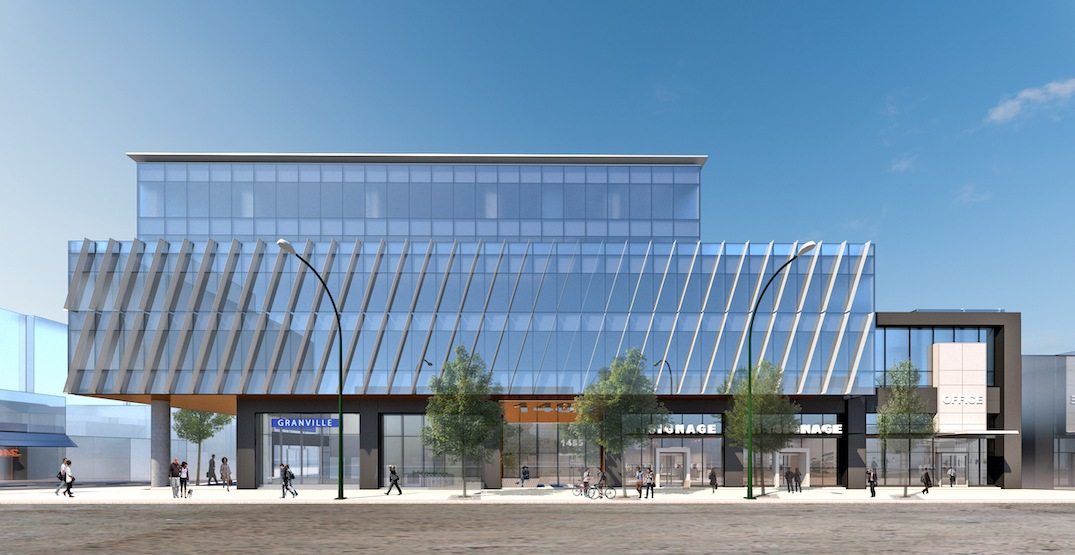 Broadway Subway's South Granville Station to include offices and retail (RENDERINGS)