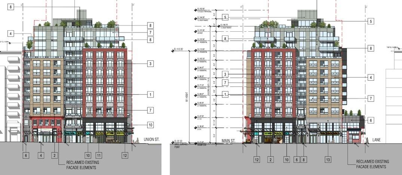 728-796 Main Street Vancouver Brickhouse