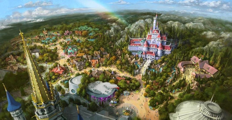 Tokyo Disneyland's $1-billion expansion opens in 2020