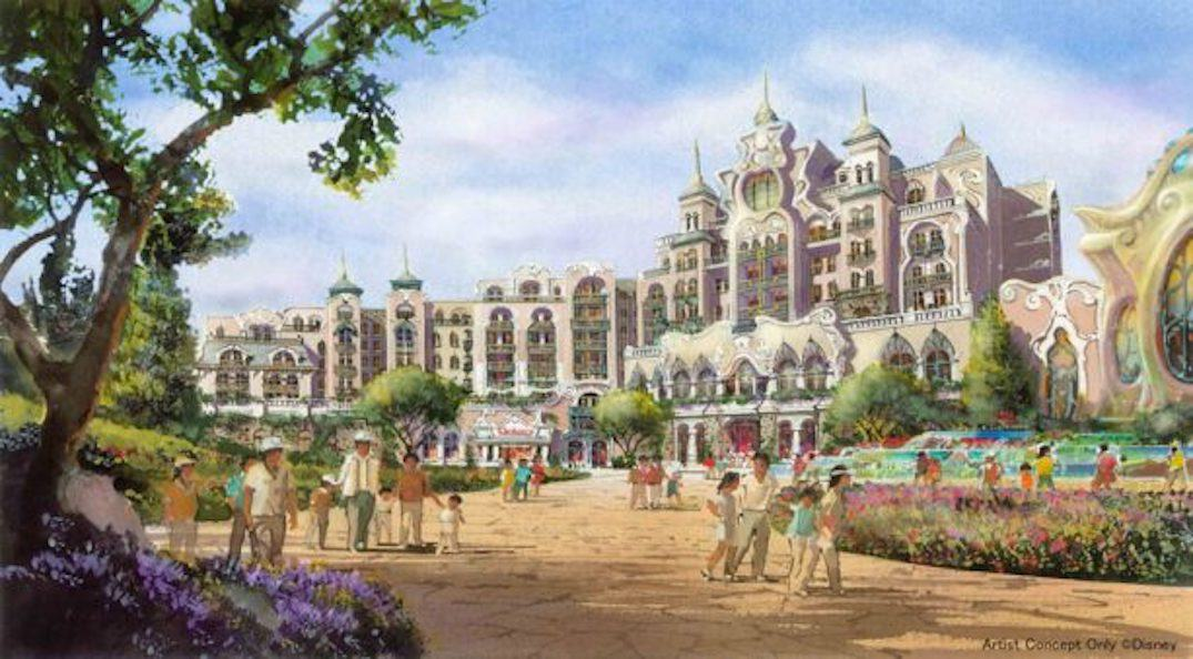 Gorgeous Tangled Themed Guest Rooms At Tokyo Disneyland: Tokyo Disneyland's $1-billion Expansion Opens In 2020