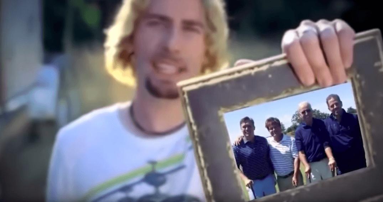 "Nickelback copyright claim gets Trump ""Photograph"" tweet taken down"