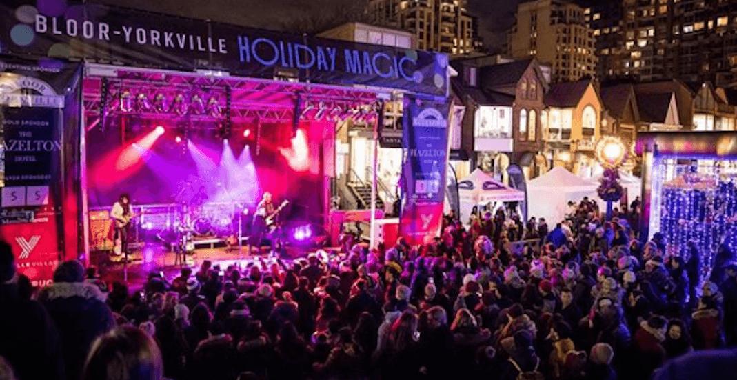 Yorkville kicks off holiday season with tree lighting ceremony next month