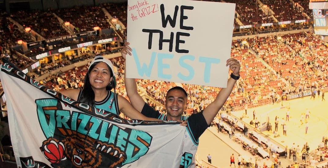 A Grizzlies super-fan is organizing a 'Vancouver wants the NBA back' rally