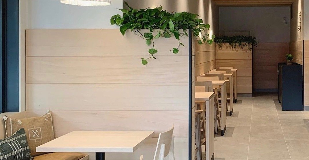 Vancouver's newest coffee spot just opened its doors (PHOTO)