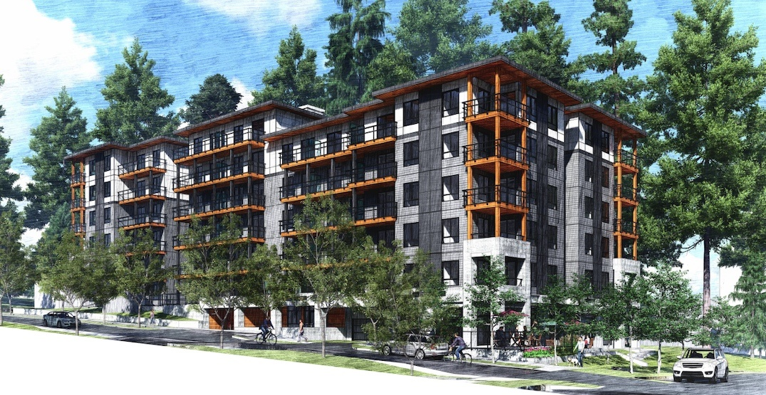 Proposed North Vancouver redevelopment with 341 homes includes rent-to-own