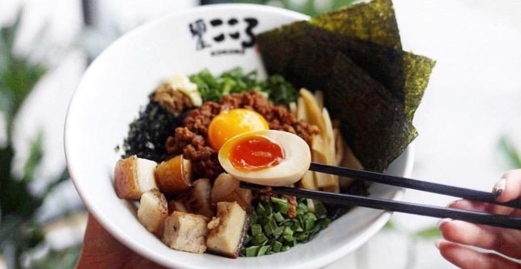 New North Vancouver ramen spot offering $2 bowls all weekend long