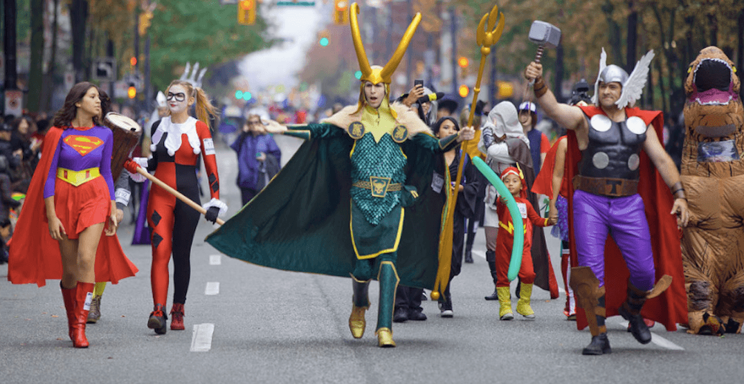 Vancouver Halloween Parade & Expo returns this month