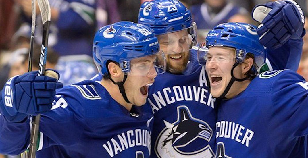 Here's how much money every Canucks player will make in 2019-20