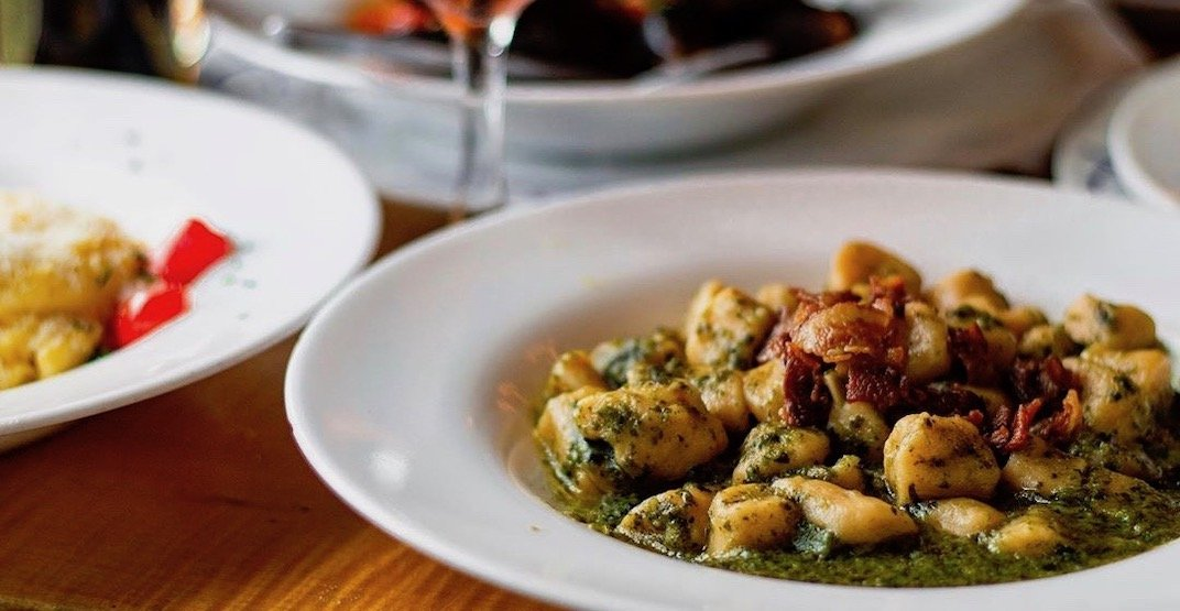 Where to get the best pasta in Vancouver
