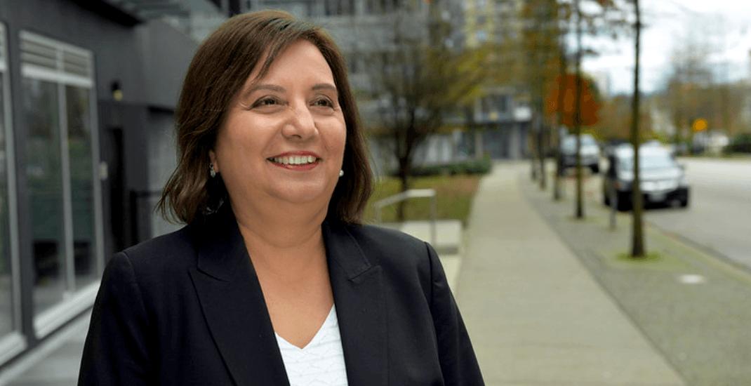 Surrey MLA Jinny Sims steps down amid RCMP investigation