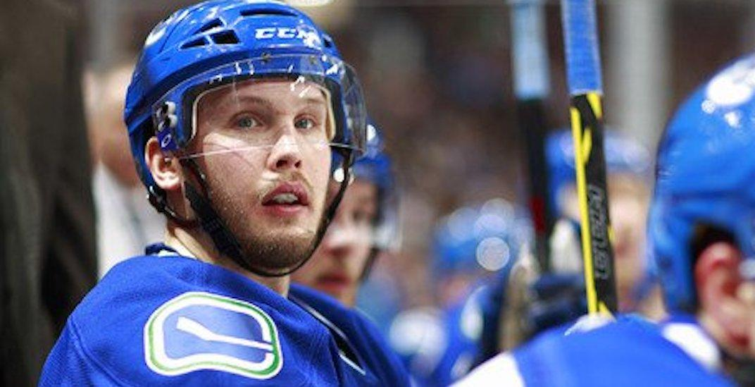 Canucks trade Alex Biega to Red Wings for a prospect