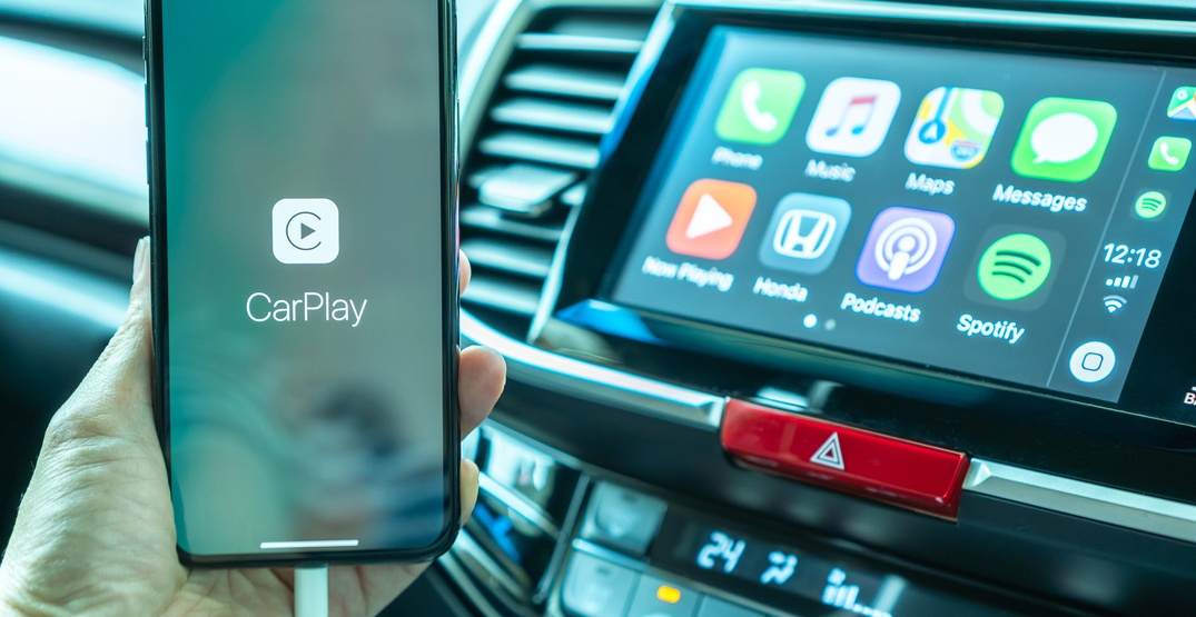 Why using Apple CarPlay may net BC drivers a distracted driving ticket
