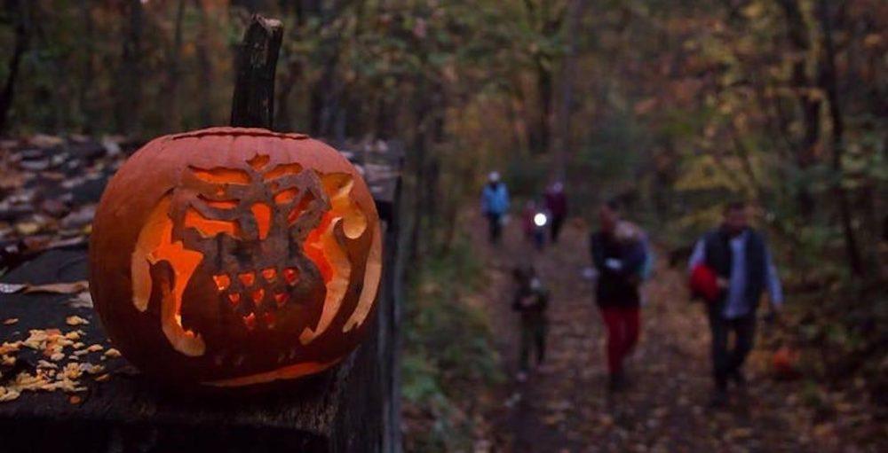 This incredible pumpkin trail near Toronto is worth a road trip