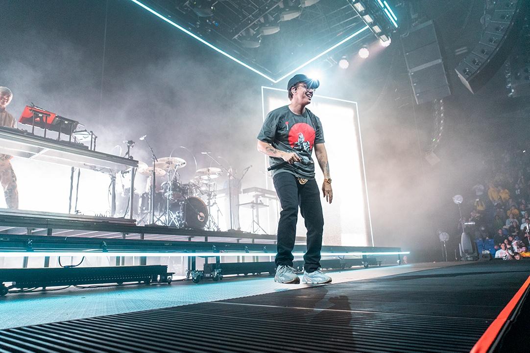 Logic Confessions Of A Dangerous Mind Tour October 2019