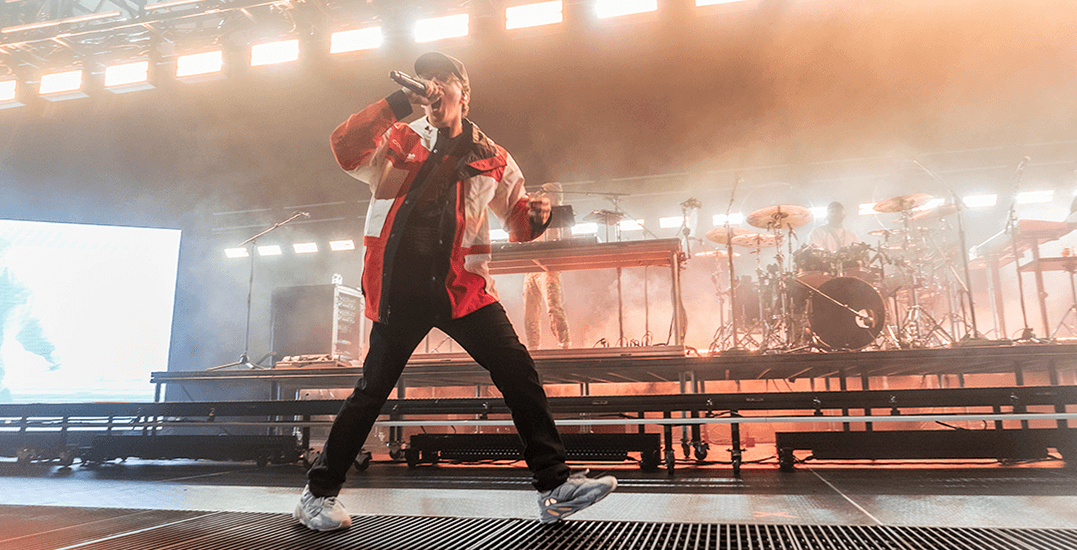 Logic kicks off Confessions of a Dangerous Mind tour in Vancouver (PHOTOS)