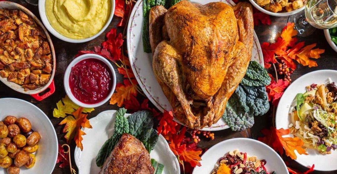 These are the places to dine on Thanksgiving in Toronto this year