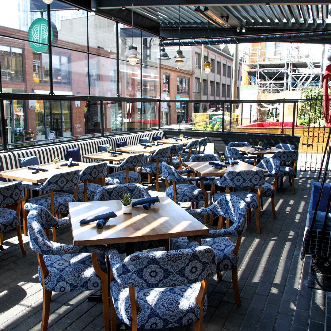 Best Heated Patios Vancouver 2019