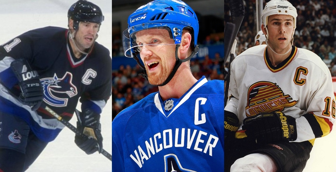 Ranking the best (and worst) captains in Vancouver Canucks history