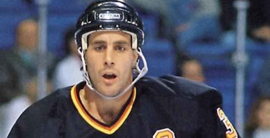 doug lidster canucks captain