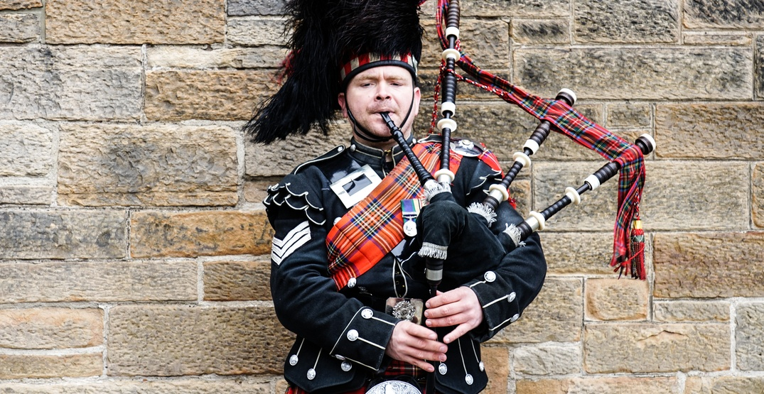 Bagpipes / Shutterstock