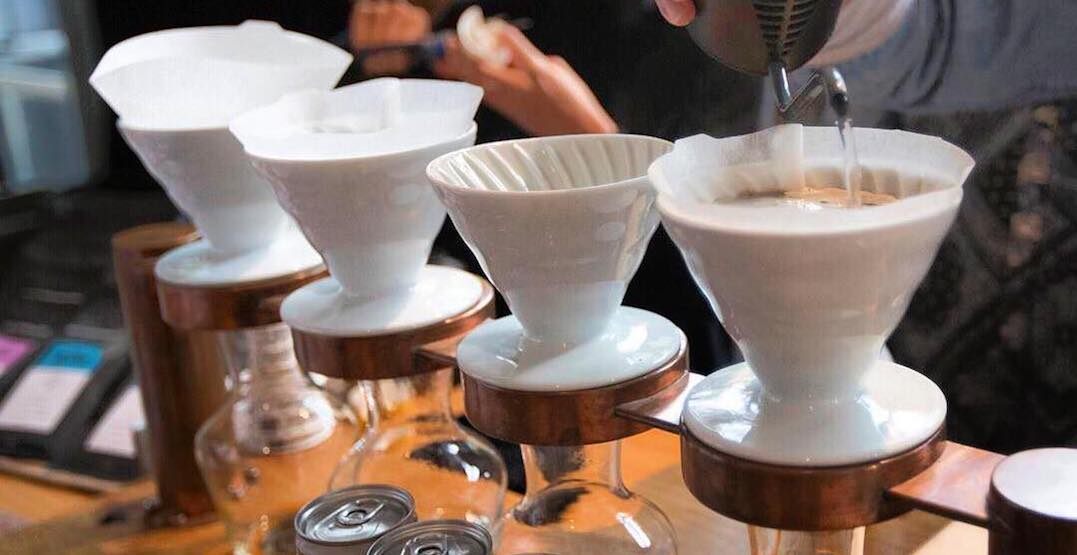 An all-you-can-drink Coffee Festival is coming to Montreal this month