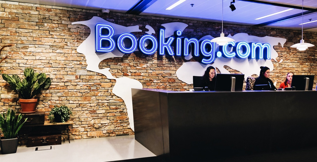 A look inside Booking.com's impressive Amsterdam HQ (PHOTOS)