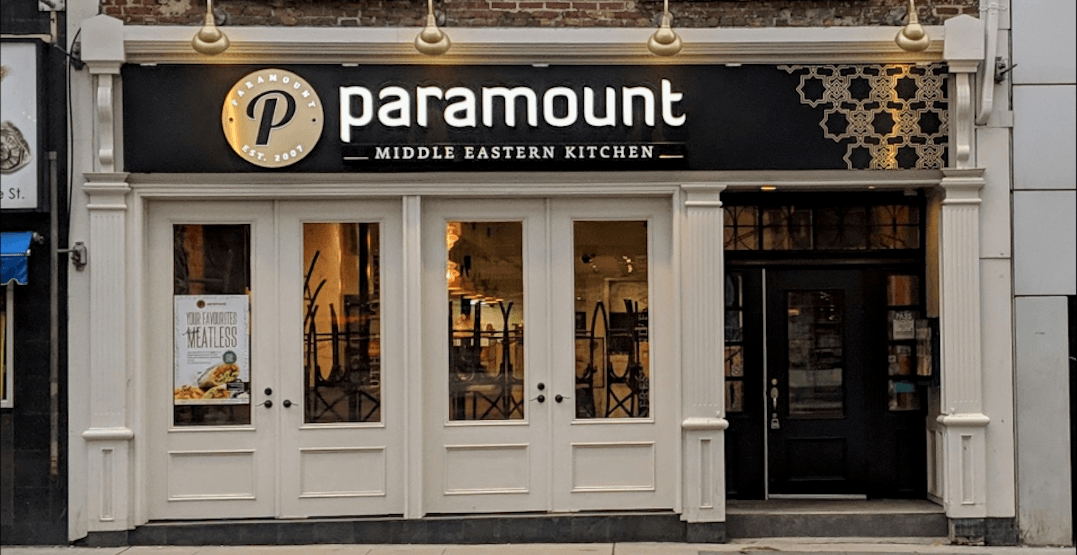 Paramount Fine Foods CEO offers to help reopen Soufi's