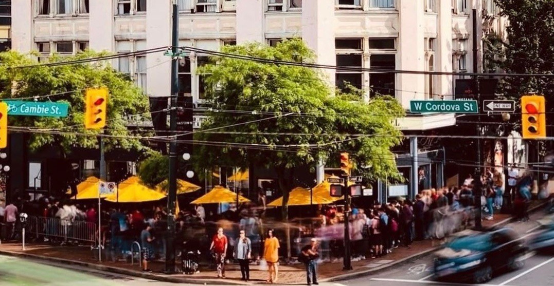 Vancouver's legendary bar 'The Cambie' is NOT closing this fall
