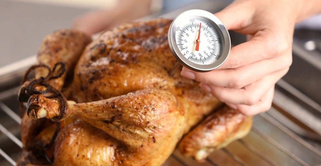 BC Provincial Health Services gives tips on how to avoid Salmonella this Thanksgiving