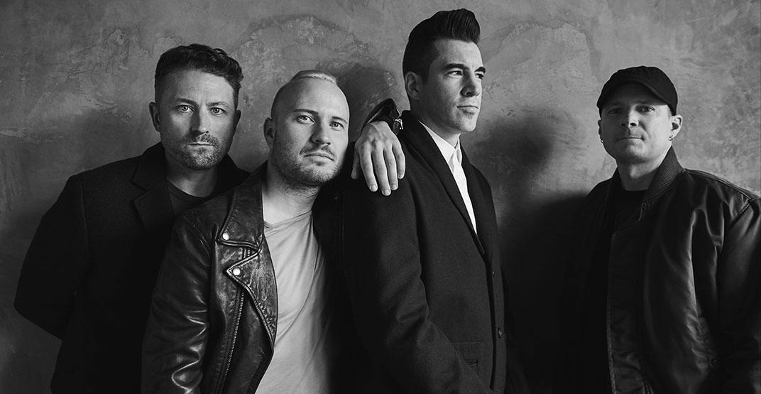 Canadian rockers Theory of a Deadman announce upcoming Vancouver show