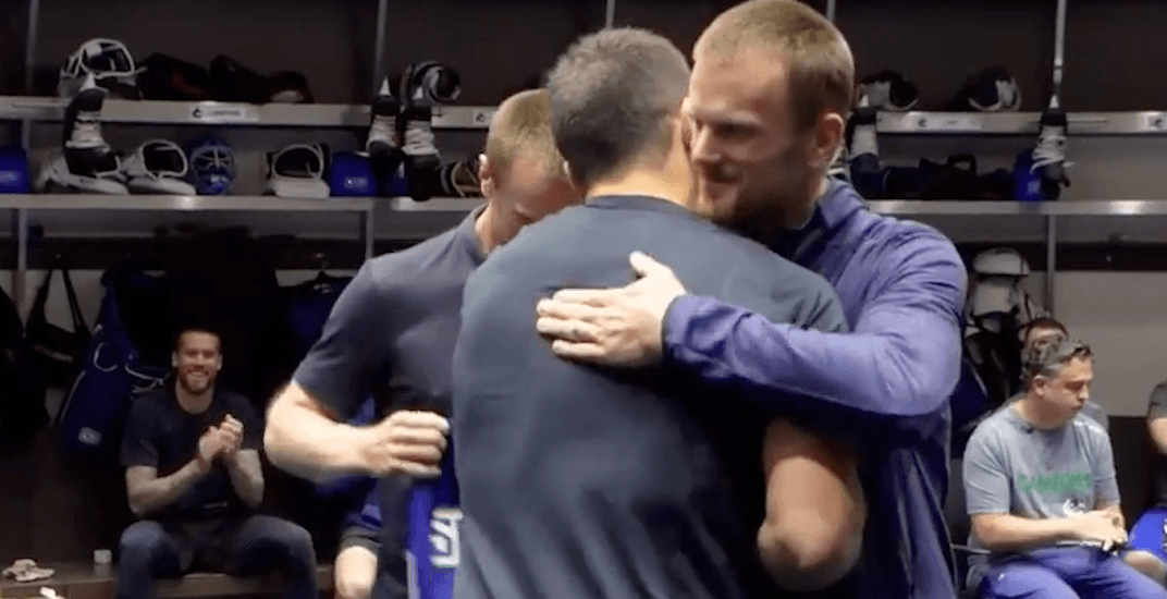 Sedins privately introduce Bo Horvat as new Canucks captain (VIDEO)