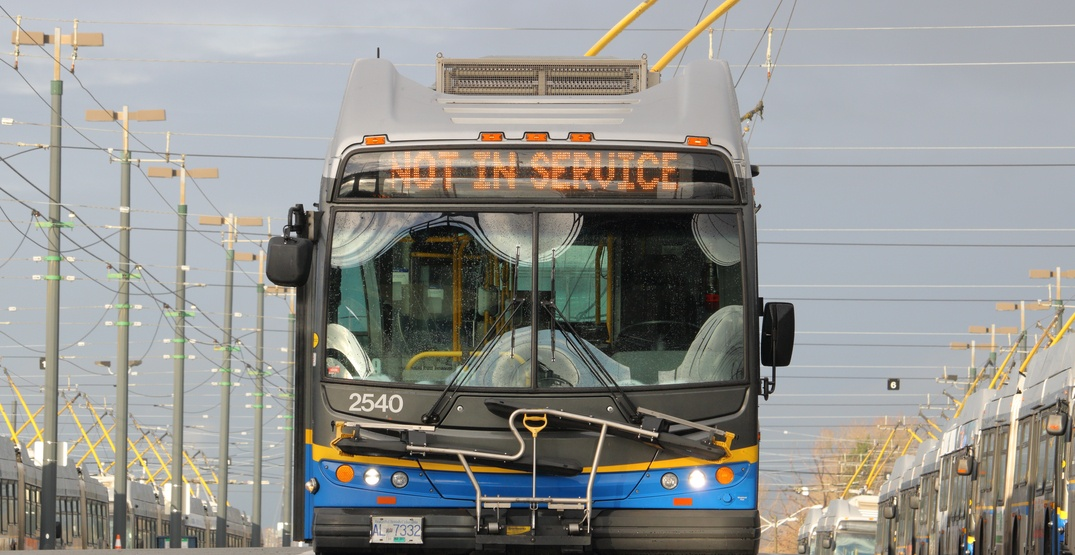 Over 40 buses cancelled as transit strike rolls into 7th day