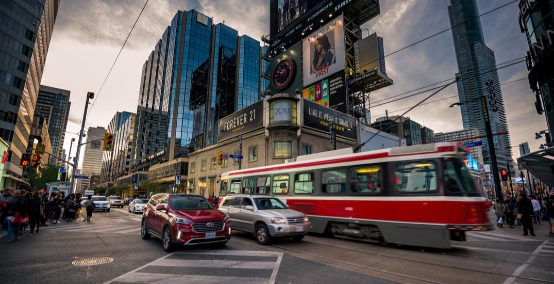 Toronto considering making stretch of Yonge Street car-free: report