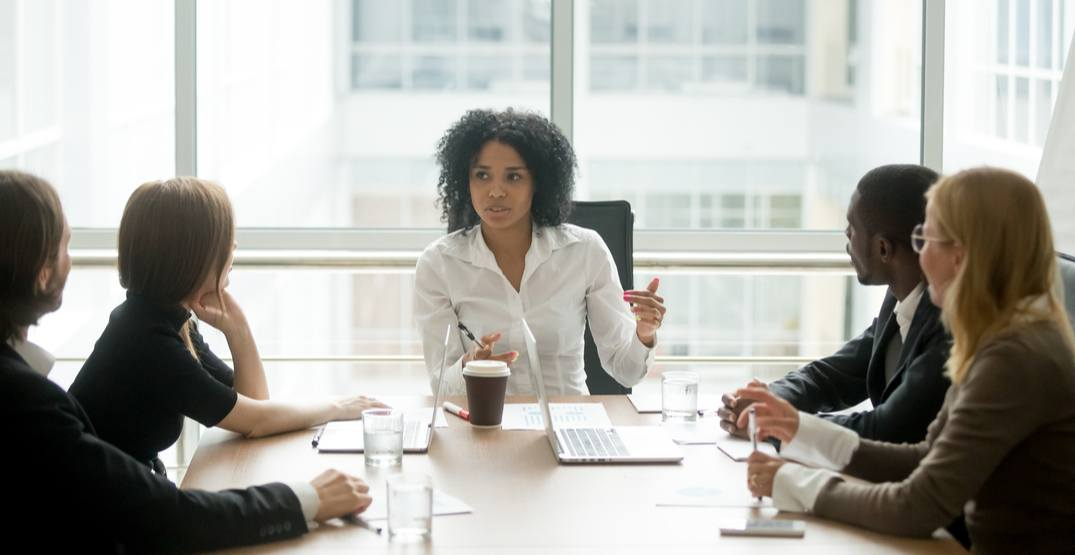 Only 10% of Canadian youth picture a woman when they thinkof a CEO: survey