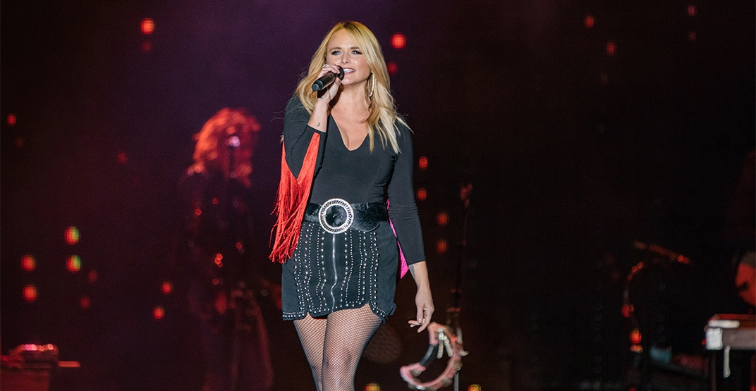 Country star Miranda Lambert to rock out at Rogers Arena