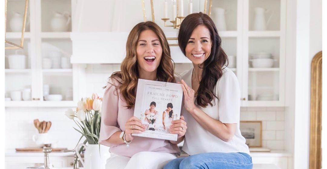 Jillian Harris and Tori Wesszer talk new cookbook and plant-forward eats (VIDEO)