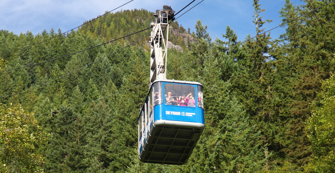 Grouse Mountain planning to replace its aging Skyride