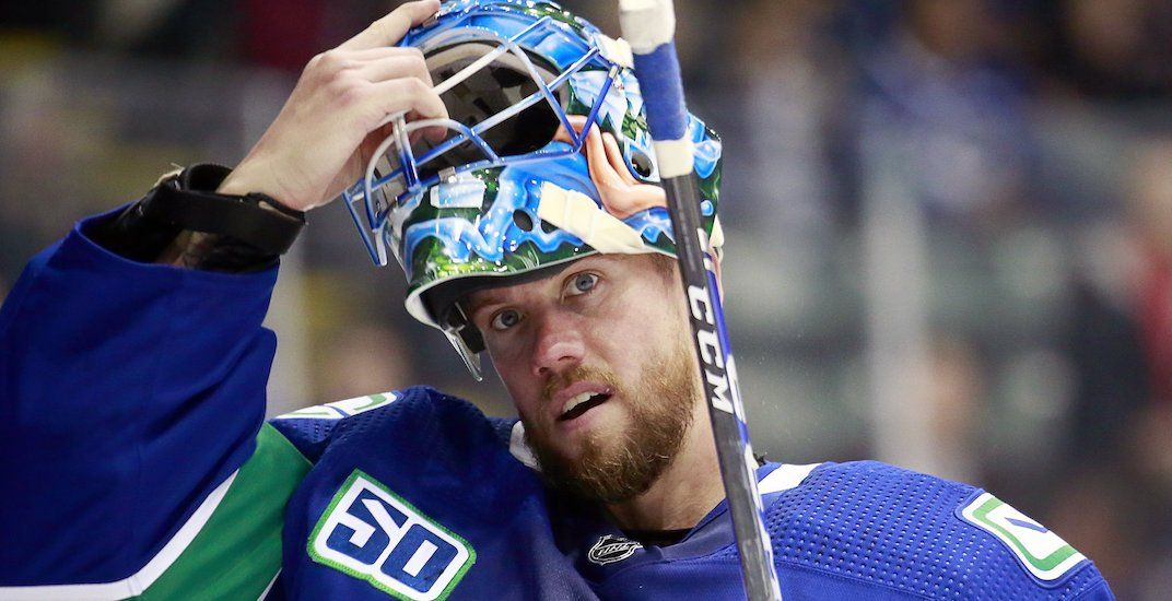 Canucks Will Soon Face Difficult Decision With Pending Free Agent Markstrom Offside