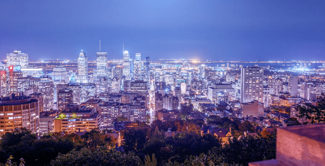 Timelapse video shows off Montreal's incredible beauty under the lights