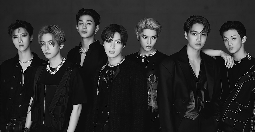 Win tickets to see K-pop group SuperM live in Vancouver (CONTEST)