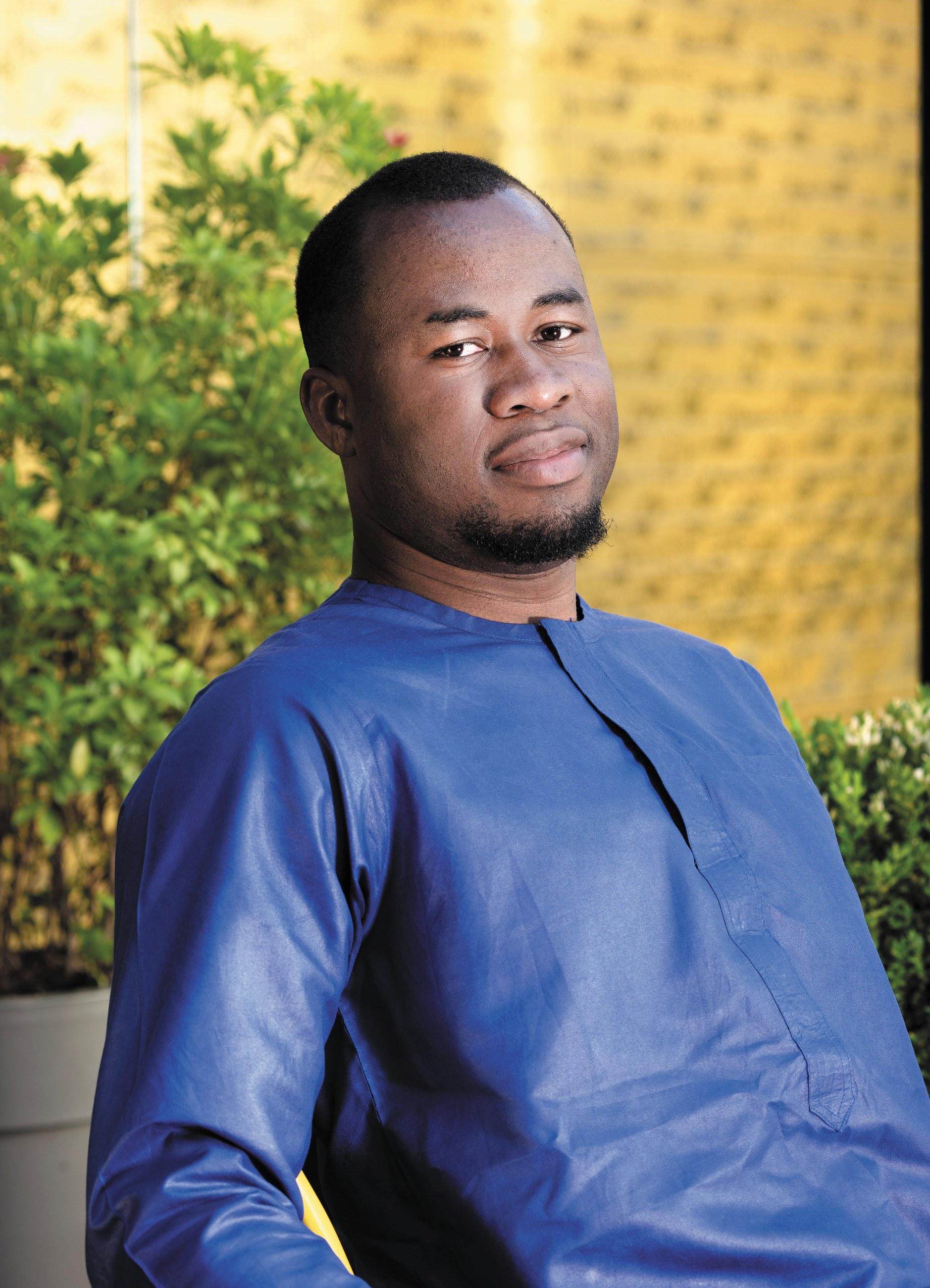Chigozie Obioma, credit Jason Keith