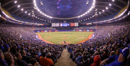 Montreal baseball