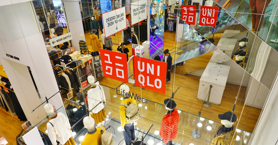Uniqlo to reopen select locations in Western Canada May 21