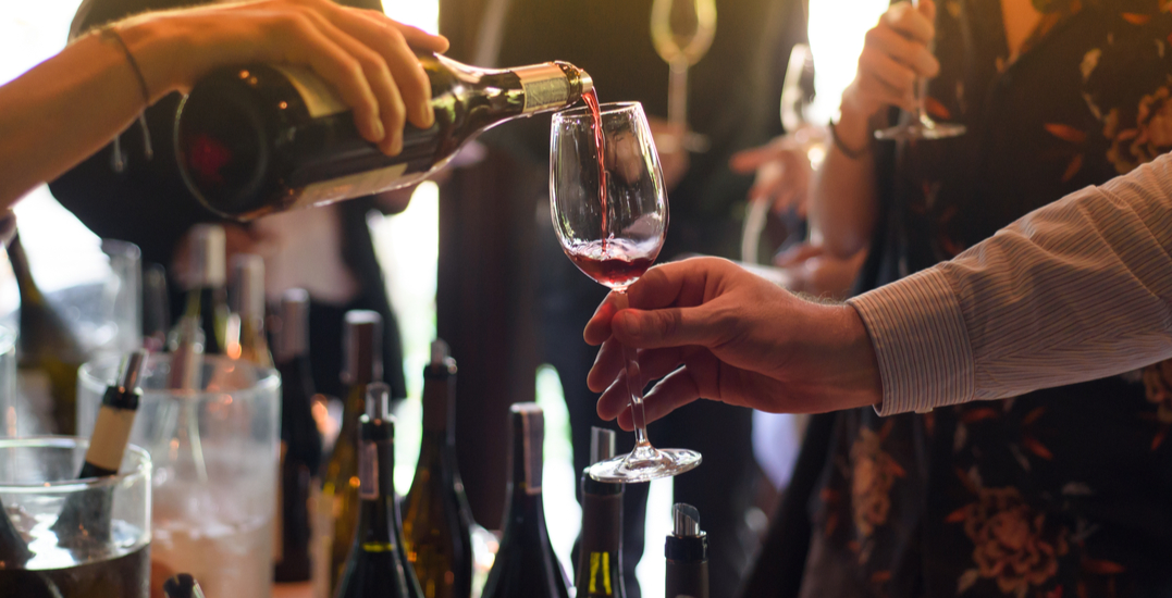 A sophisticated wine tasting event is coming to Toronto next week