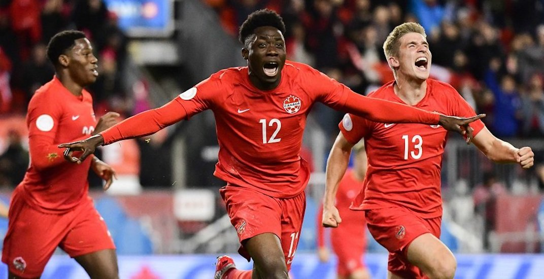 Canada beats USA in men's soccer for first time in 34 years