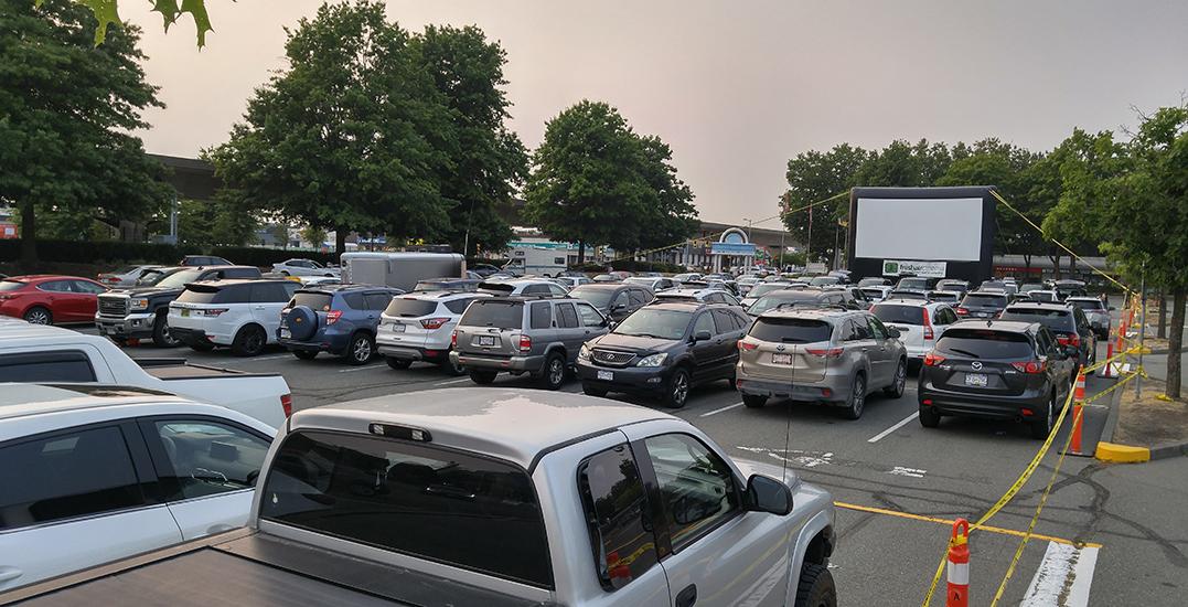 Fresh Air Cinema brings drive-in movies back to Metro Vancouver
