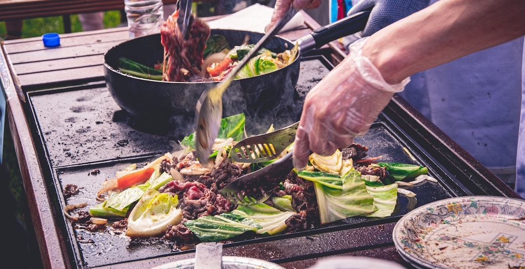 A Korean food and beauty festival is taking over Nathan Phillips Square this week
