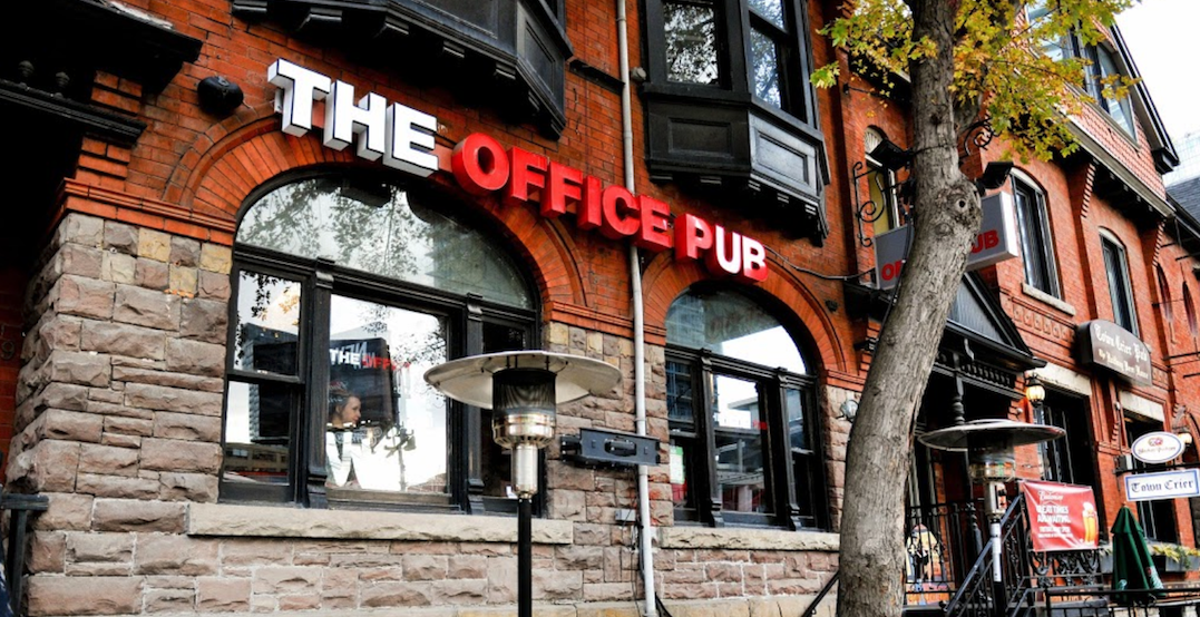 The Office Pub closed temporarily after failed health inspection