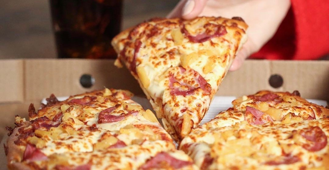 Pizza Hut is offering buy-one-get-one FREE pizzas across Canada