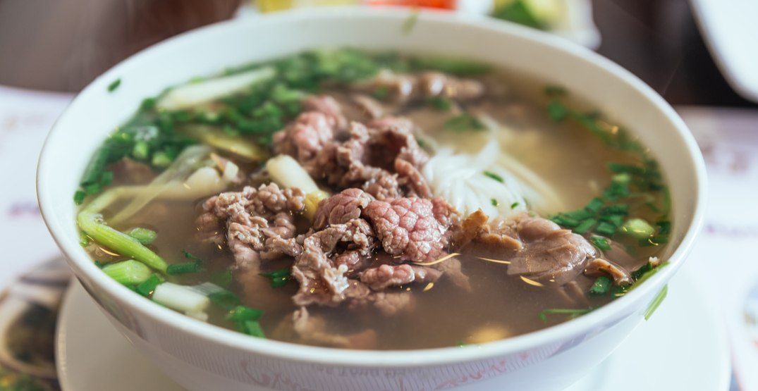 Where to find the best pho in Calgary